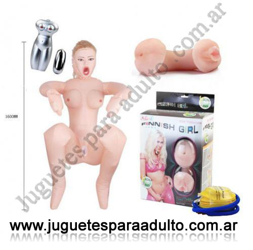 , , Muñeca Inflable M3